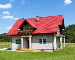 Дачный дом из газобетона